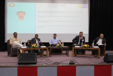PSU SUMMIT'18 Growth strategies for public sector Units in India, September 8, 2018, IIM Rohtak Campus