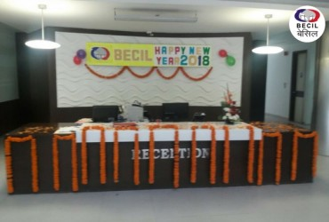 BECIL New Year Celebrations