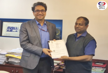 Agreement Signed between BECIL & Department of Income Tax