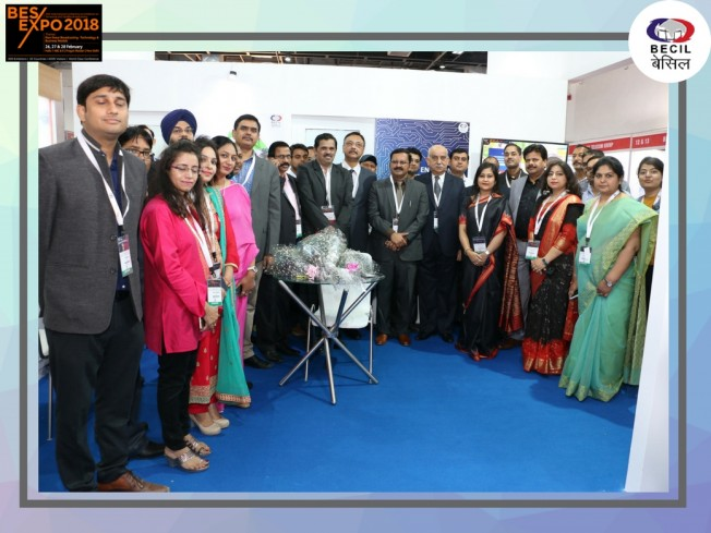 BECIL at BES Expo 2018