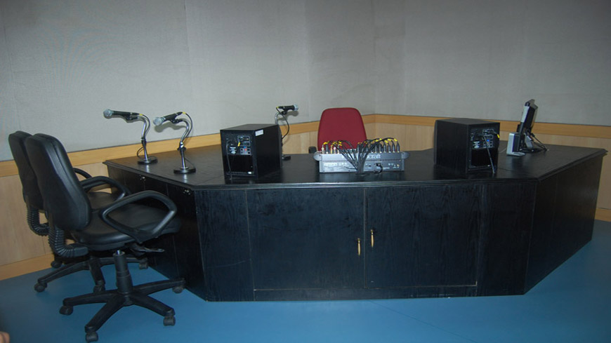 CRS PRODUCTION STUDIO FOR CHAUDHARY DEVILAL UNIVERSITY, SIRSA