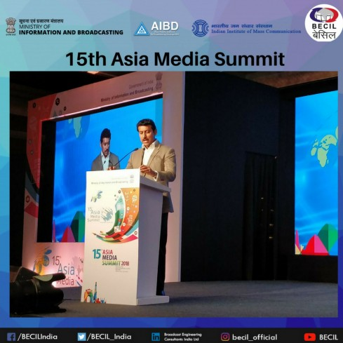 15TH ASIA MEDIA SUMMIT 2018