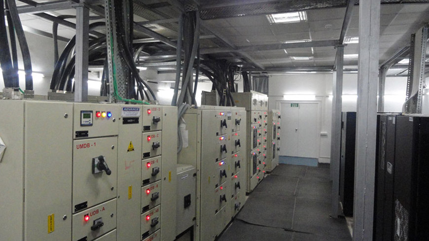 ELECTRICAL POWER DISTRIBUTION SYSTEM DESIGNED FOR MAIN PRESS CENTRE,CWG 2010
