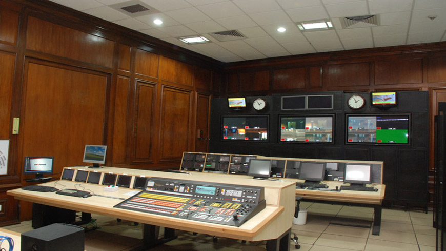 LSTV PRODUCTION CONTROL ROOM
