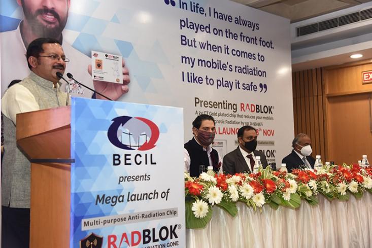 Radblok Launch 8 November 2020