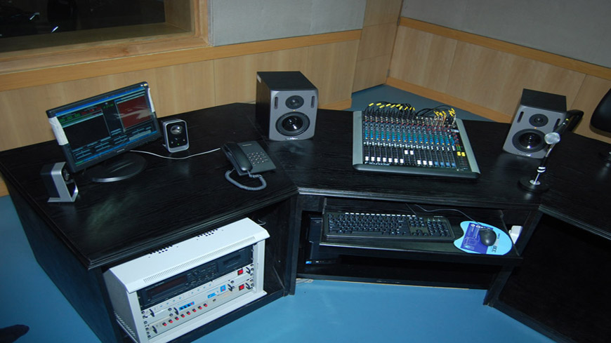COMMUNITY RADIO STATION AT CHAUDHARY DEVILAL UNIVERSITY, SIRSA